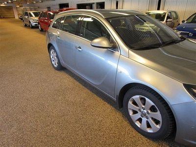 begagnad Opel Insignia Kombi