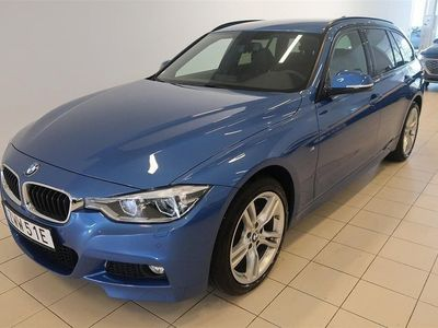 begagnad BMW 320 i xDrive Touring / Model M Sport / Läder