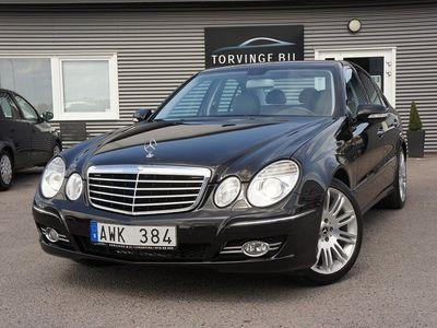 begagnad Mercedes E280 12600 mil *231hk