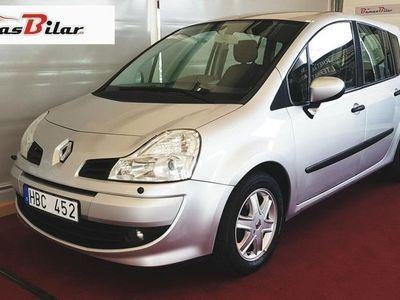 begagnad Renault Modus 1.2 TCe 101hk