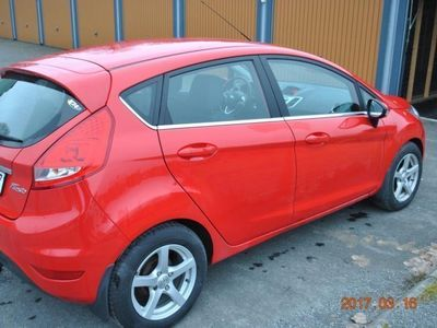 begagnad Ford Fiesta -11