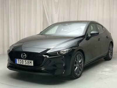 begagnad Mazda 3 2.0 5dr Sport, GPS, Backkamera
