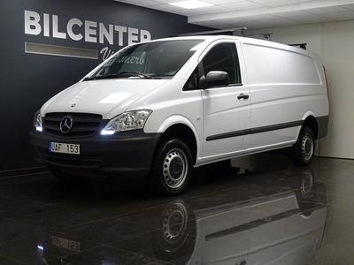 begagnad Mercedes Vito 113 CDI 4M 4MATIC Automat 136hk Drag