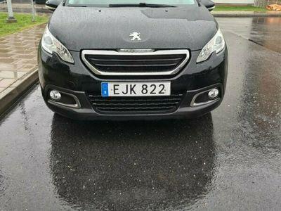 begagnad Peugeot 2008 1.6 VTi 120hk