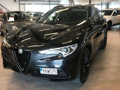 begagnad Alfa Romeo Stelvio B-Tech 2,0 280HK AT8 AWD -19