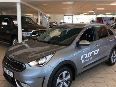 gebraucht Kia Niro Hybrid Advance Plus 1, Demo