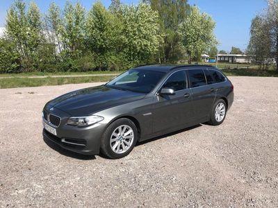 begagnad BMW 520 d X-Drive, drag