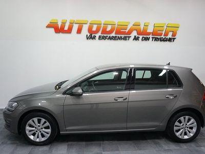 begagnad VW Golf 5-dörrar 1.2 TSI BlueMotion Premium, Comfort 105hk