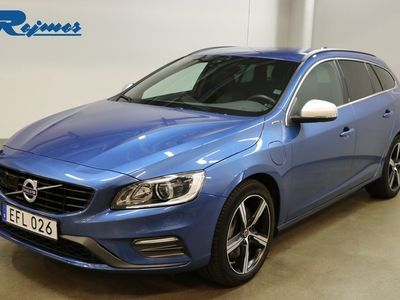 used Volvo V60 D5 AWD Twin Engine Classic R-Design
