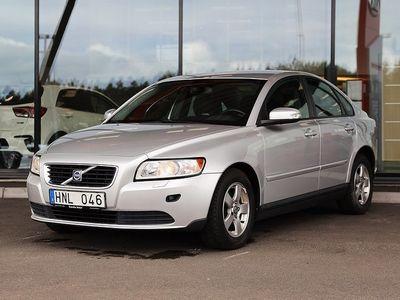 begagnad Volvo S40 1.8 Flexifuel Kinetic 125hk