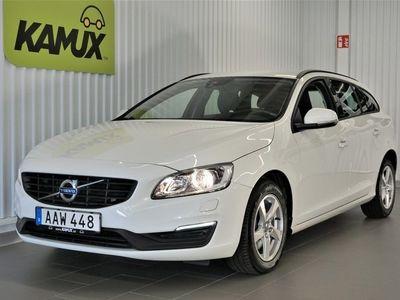 begagnad Volvo V60 D3 Business S&V-Hjul (150hk)