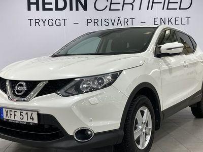 begagnad Nissan Qashqai 1.5 110hk N-Connecta
