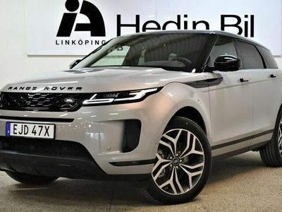 begagnad Land Rover Range Rover evoque SE Plug - in AWD 300hk