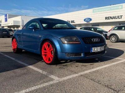 begagnad Audi TT Coupé 1.8