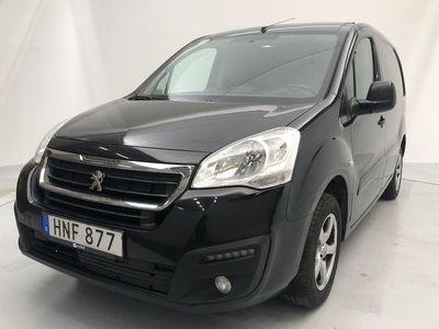 begagnad Peugeot Partner Van 1.6 BlueHDI Skåp (100hk)