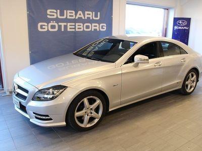 begagnad Mercedes CLS350 CDI 7G-Tronic AMG Sport *Endast 3680 mil*