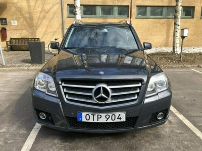 begagnad Mercedes GLK350 2044M