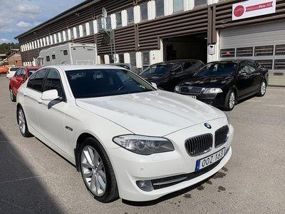 gebraucht BMW 520 d Sedan AUT 184hk Nyskick Nyservad