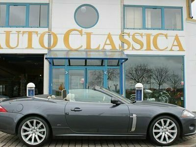 begagnad Jaguar XK Cabriolet 4.2 V8 Automat 2007, Personbil Pris 349 000 kr