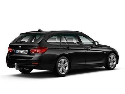 begagnad BMW 318 d Aut Touring *Fabriksny