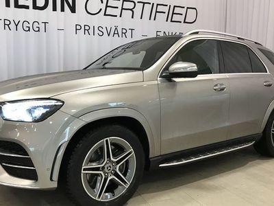 begagnad Mercedes GLE400 D 4MATIC SUV AMG PREMIUMPAKET PLUS
