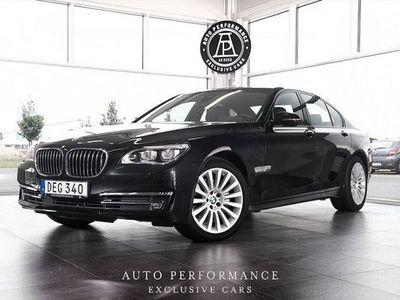 begagnad BMW 740 d xDrive / Obs Spec. / Från 3208:-må -14