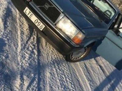 begagnad Volvo 240 GL -85