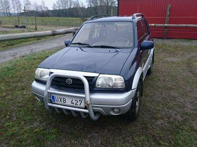 begagnad Suzuki Grand Vitara V6