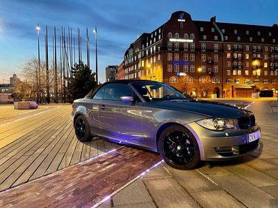 begagnad BMW 120 Cabriolet 120D CAB D