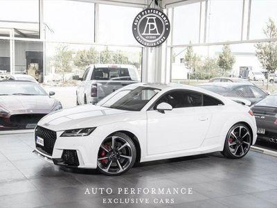begagnad Audi TT RS / Obs Spec. / Från 4901:-mån / -17
