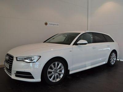 begagnad Audi A6 2.0 TDI Avant Quattro S-Line (190hk)