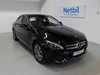 begagnad Mercedes C220 d 4M 4MATIC 170hk