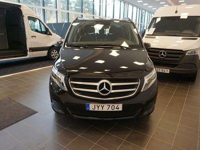 brugt Mercedes E250 V Benz V klass d Avantgarde Edition 2017, Personbil 411 250 kr