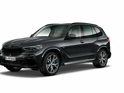 begagnad BMW X5 xDrive 30d 7-Sits M Sport Innovation Travel Vinter Paket H K
