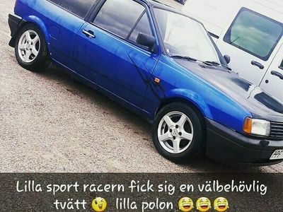 begagnad VW Polo coupe cl