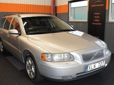 begagnad Volvo V70 2.4 Kinetic 140hk 0:- KR Kontantinsats
