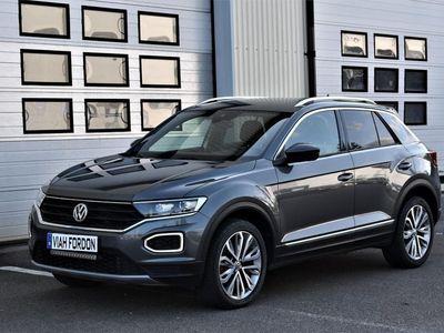 begagnad VW T-Roc 2.0 TSI 4Motion Aut DSG Moms