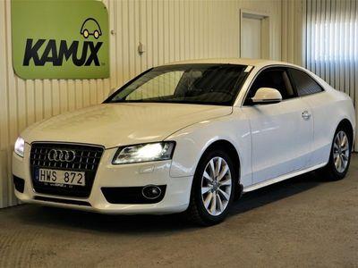brugt Audi A5 2.7 TDI 190hk Aut S&V-hjul