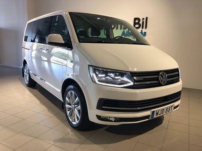 begagnad VW Multivan HL 199HK TDI DSG/4M