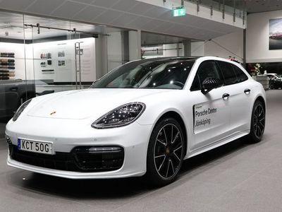 begagnad Porsche Panamera 4 4 E-Hybrid Sport Turismo