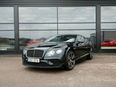 begagnad Bentley Continental GT V8 S V8 / Mulliner / Sv.Såld / Kolfiber