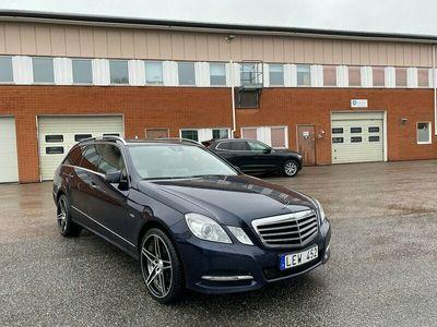 begagnad Mercedes E350 CDI 265hk 4MATIC 7G-Tronic Avantgarde