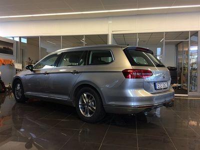 begagnad VW Passat SC TDI 190 GT DSG 4M Värmare