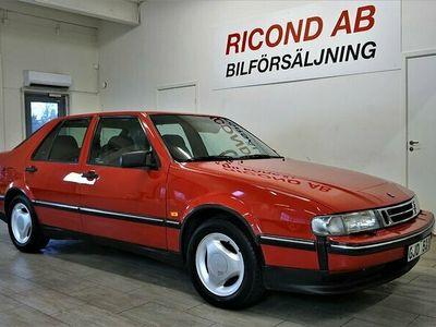 begagnad Saab 9000 CS 2.0 Turbo Automat 150hk 1 äg fin lågmil