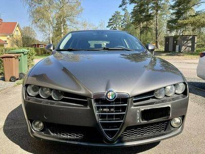 begagnad Alfa Romeo 159 SW 1,9 JTD AUT