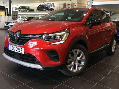 begagnad Renault Captur ZEN TCE 100 *DEMO*