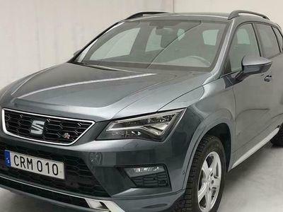 begagnad Seat Ateca 2.0 TSI 4Drive 2018, SUV Pris 250 000 kr