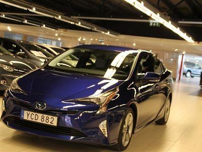 begagnad Toyota Prius 1,8 Hybrid Active / GPS / Backkamera /