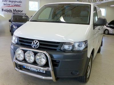 begagnad VW T5 Skåp TDI 180 hk DSG/Automat AC -10