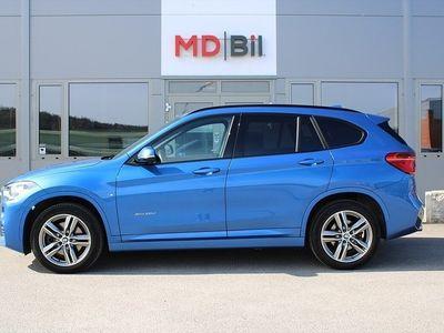 usata BMW X1 xDrive20d Steptronic M Sport Euro 6 190hk